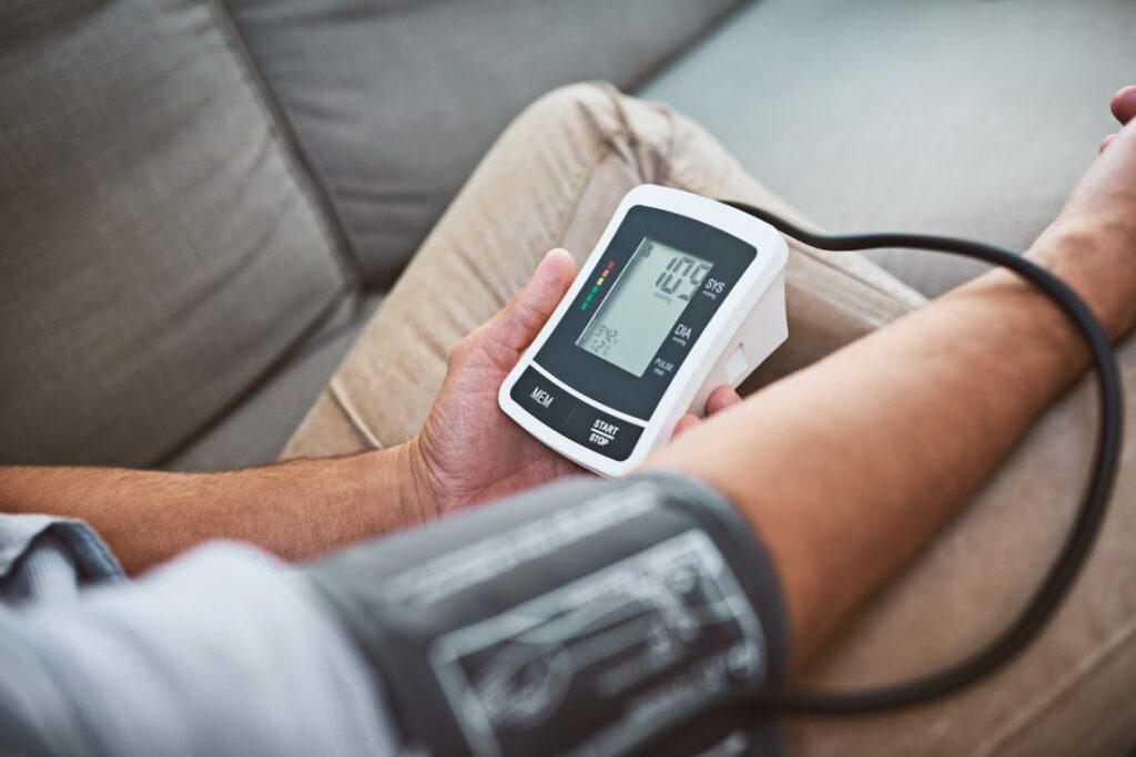 1. kép - Alacsony vérnyomás, magas pulzus - vajon jelent ez valami komolyat?