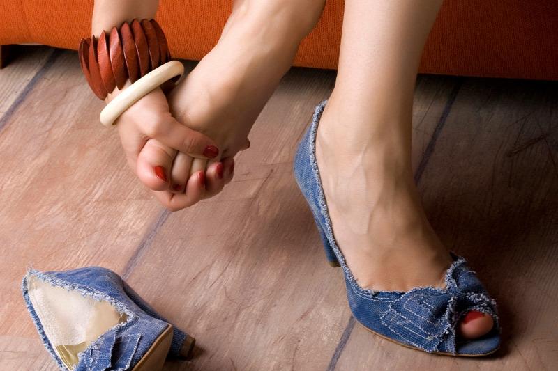 2. kép - A megfelelő lábbeli kiválasztása kulcsfontosságú