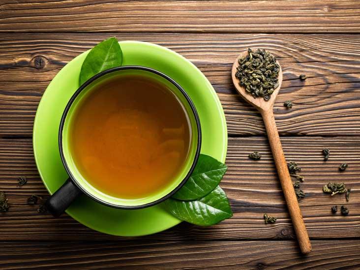 1. kép - Fogyasszunk zöld teát! – a zöld tea hatása szervezetünkre