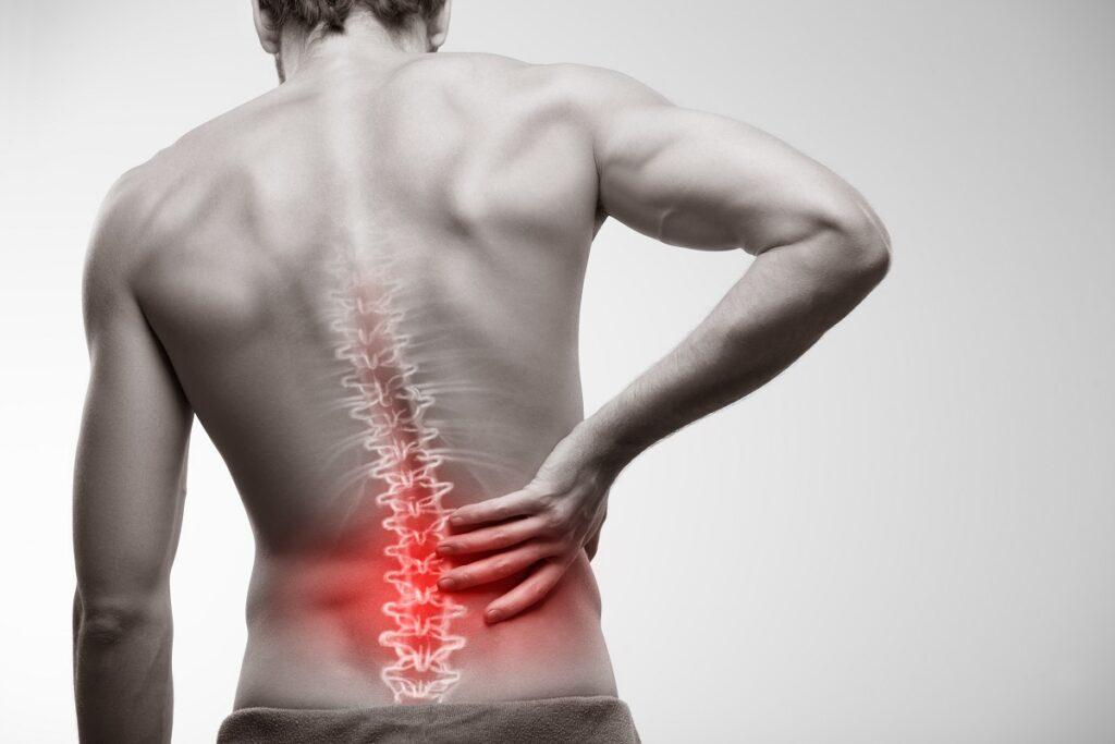 1. kép - A derék becsípődés, derékfájdalom szinte bármelyik korosztályt érintheti