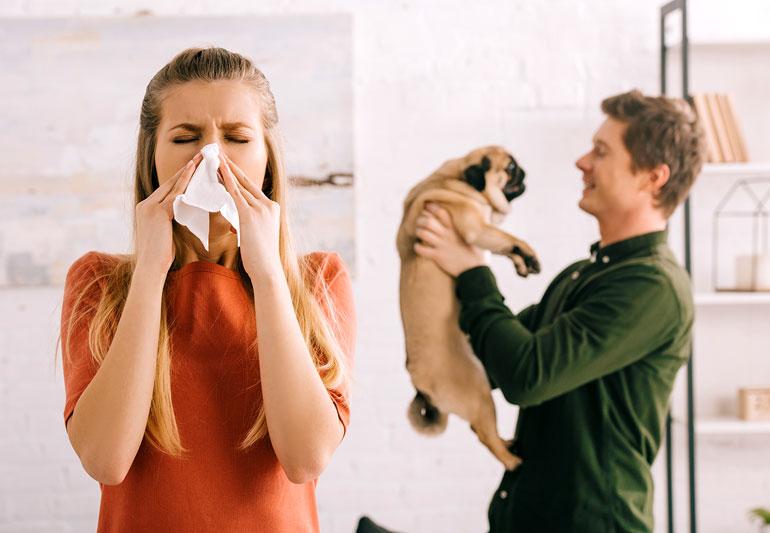 Allergiás Rhinitis