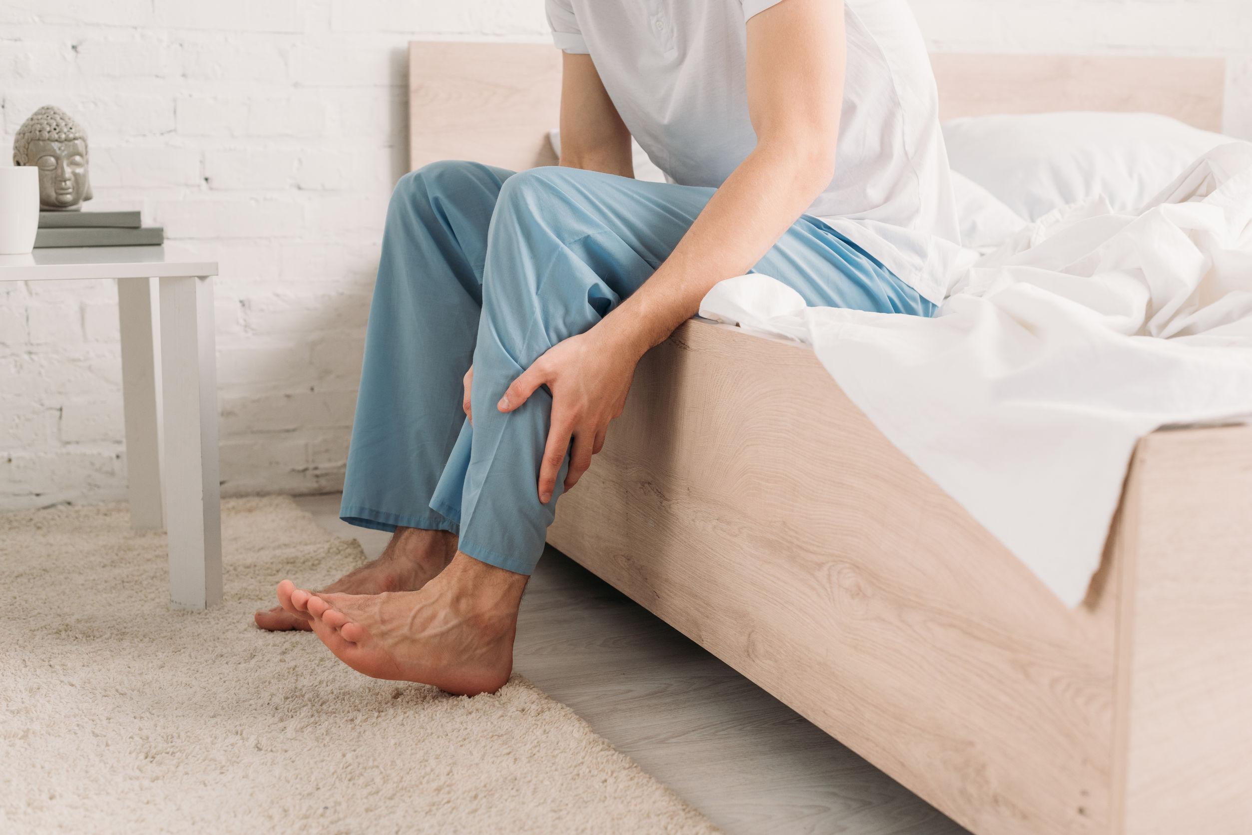 Nyugtalan láb szindróma – minden, amit tudnia kell róla!
